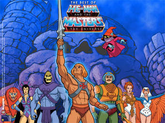 Masters of the Universe MOTU Figures