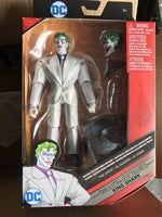 DC Comics Multiverse King Shark Joker White Suit