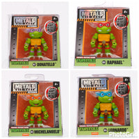 Jada Diecast TMNT Teenage Mutant Ninja Turtles  2