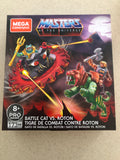 Mega Construx Masters of the Universe Roton VS Battle Cat