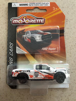 Majorette Die Cast Racing Car- Ford Raptor