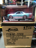 Jada Fast & Furious 1/24 Brian's Nissan Skyline GT-R (BNR34) Light Green