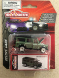 Majorette Die Cast Deluxe Car- LAND ROVER DEFENDER 110