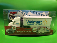 Disney Cars Wally Walmart Hauler