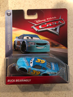 Disney Cars 3 Diecast 1:55 Scale 2018 Buck Bearingly