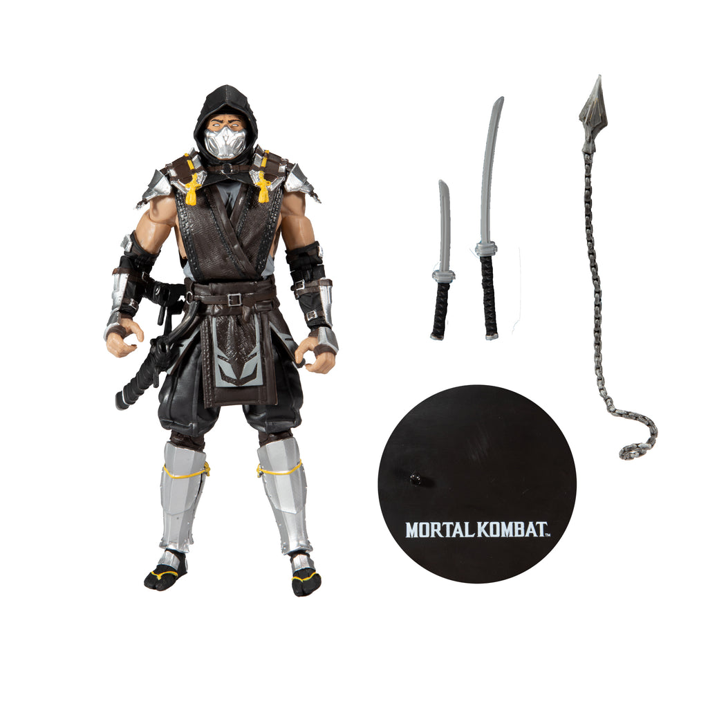 McFarlane Mortal Kombat Scorpion (In the Shadow)