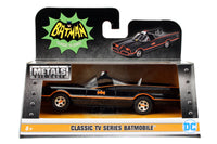Jada Diecast Metal 1:32 Scale Batman Vehicle Batmobile 1966