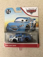 2021 Disney Cars Ruby Easy Oaks Easy Idle #51