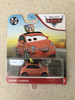 2021 Metal Series Disney Cars Cartney Carsper