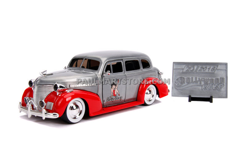 Jada 20th Anniversary Diecast Cars 1:24 HOLLYWOOD RIDES – 1939 CHEVY MASTER DELUXE