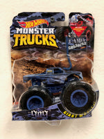 Hot Wheels Monster Truck Camo Crashers 1/64 909 Truck