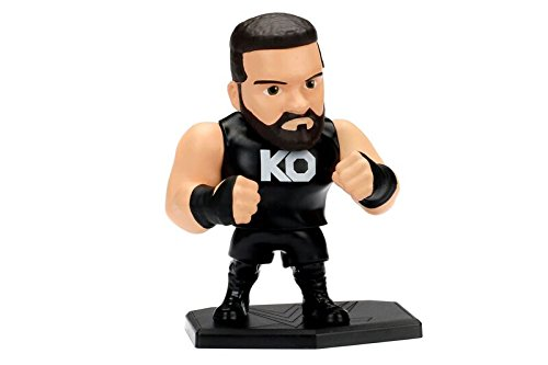"Entertainment Earth WWE Kevin Owens 4"" Metals DIE-CAST Action Figure"