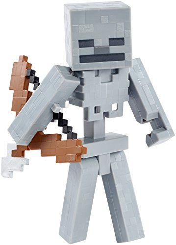 "Minecraft Skeleton With Bow 5"" Figure"