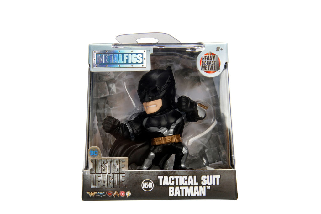 "Jada Metals Justice League Movie 2.5"" Tactical Batman"