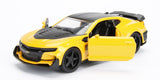 Jada Diecast Metal 1:32 Scale Transformers Movie Last  Knight Bumblebee