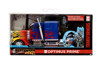 Jada Diecast Metal 1:32 Scale Transformers Movie T1 Optimus Prime