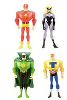 DC Universe Justice League Unlimited Exclusive Justice Guild