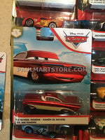 Disney Cars 3 Diecast 1:55 Scale Single OLD SCHOOL RAMONE