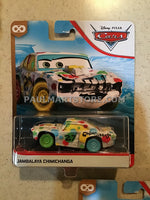 Disney Cars 3 Diecast 1:55 Scale Single JAMALAYA