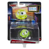 Disney Pixar Cars Drive-In Collection MONSTERS INC MIKE WAZOWSKI