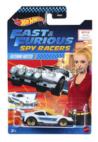 Netflix Hot Wheels Fast Furious Spy Racers ASTANA HOTTO