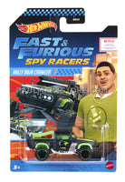 Netflix Hot Wheels Fast Furious Spy Racers RALLY BAJA CRAWLER