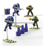 Mega Construx Halo Pro Builders Spartan-IV Team Battle