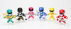 "Jada Diecast 4"" Metals Power Rangers Bundle of 6"