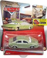 Disney Cars 3 Diecast 1:55 Scale Patti