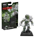 Mega Contrux Black Series Clear Transparent Predator