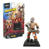 Mega Contrux Black Series Borderlands Psycho
