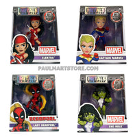 Jada Diecast Marvel Girls 4
