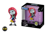 "Jada Metals Disney 2.5"" Nightmare Before Christmas Sally 25th Anniversary Glow in the Dark"