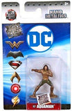 Jada Nano Figures DC DC57 Justice League Movie Aquaman