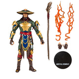 McFarlane Mortal Kombat 2 Action Figure Raiden Merciless Guardian