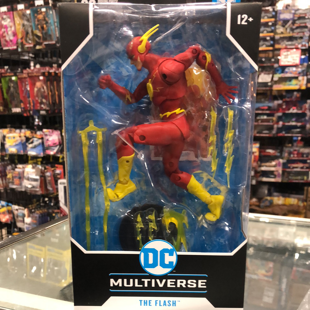 McFarlane  DC Rebirth Flash