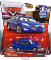 Disney/Pixar Cars, Palace Chaos 2015 Series, Manny Roadriguez