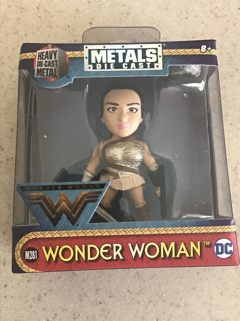 Jada Diecast Wonder Woman Movie Amazonian Wonder Woman M281 2.5""
