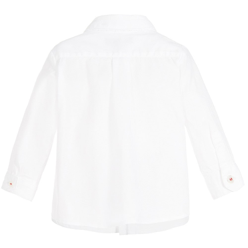 Cavalli Baby Boys Button-Down Shirt Baby Tops Roberto Cavalli Junior [Petit_New_York]