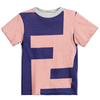 Fendi Boys FF Striped T-shirt Boys T-shirts Fendi [Petit_New_York]