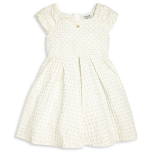 Armani Girls Fancy 'Hearts' Dress Girls Dresses Armani Junior [Petit_New_York]
