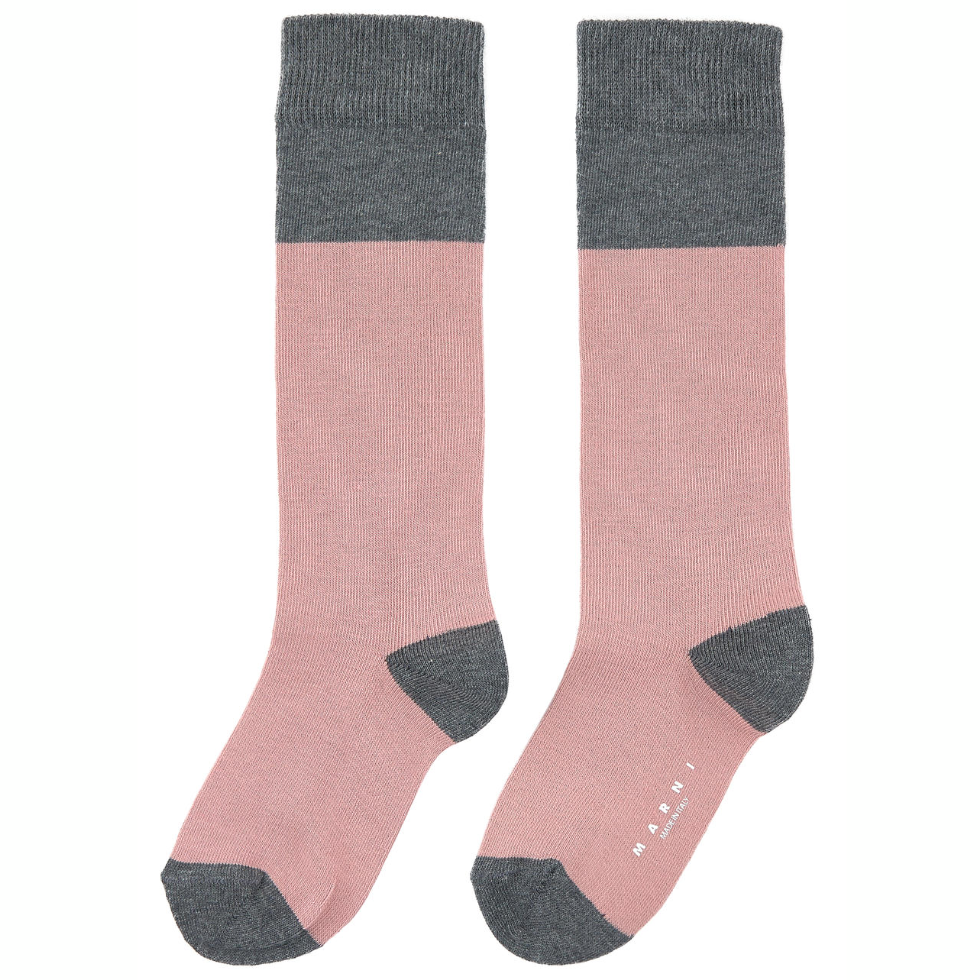 Marni Girls Fine Knit Socks Girls Underwear, Socks & Tights Marni [Petit_New_York]