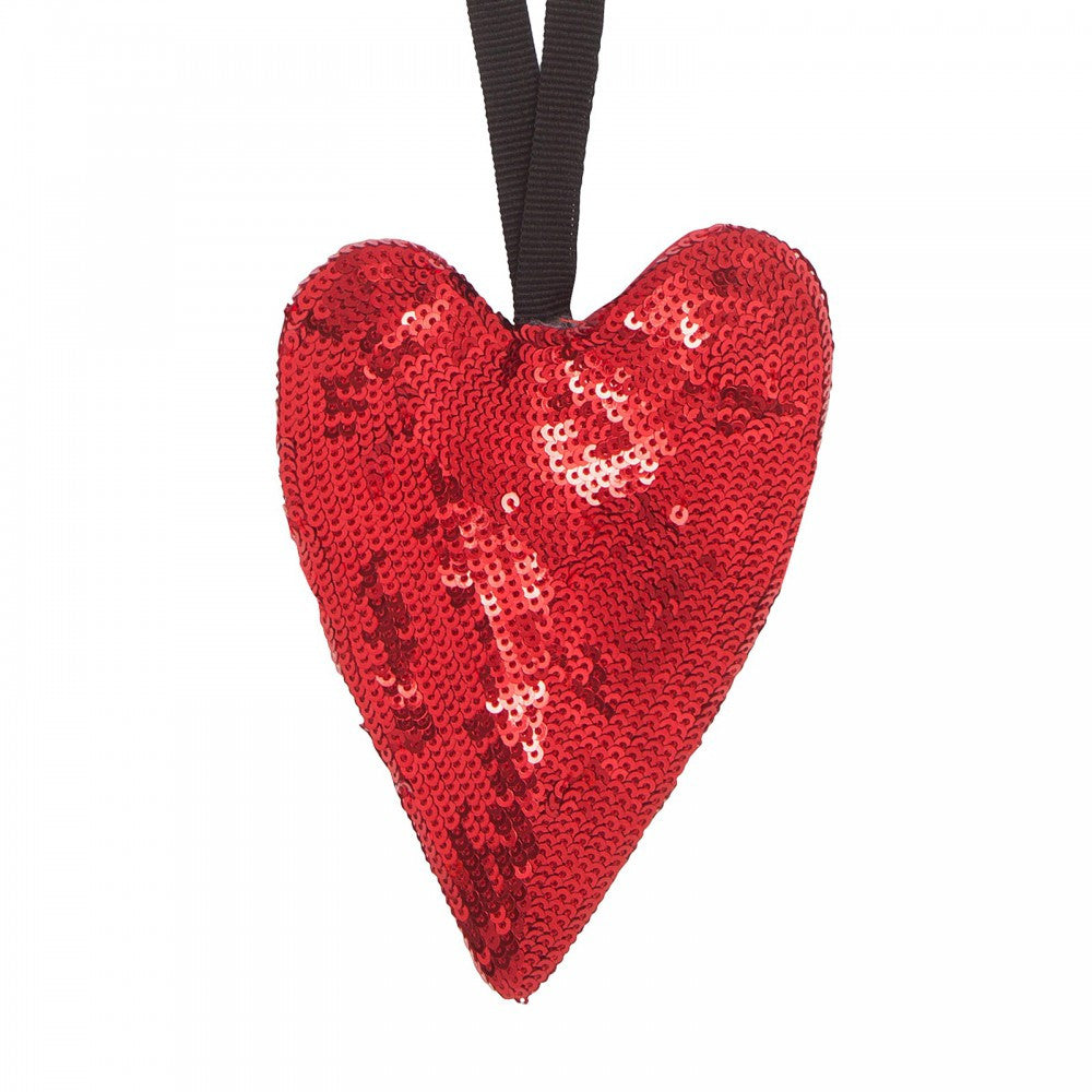 Sonia Rykiel Red Heart Necklace Accessories Rykiel Enfant [Petit_New_York]