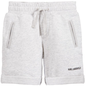 Karl Lagerfeld Boys Light Sweatshorts Boys Shorts Karl Lagerfeld Kids [Petit_New_York]