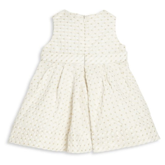 Armani Baby Girls Fancy Light Dress with Bloomers Baby Dresses Armani Junior [Petit_New_York]