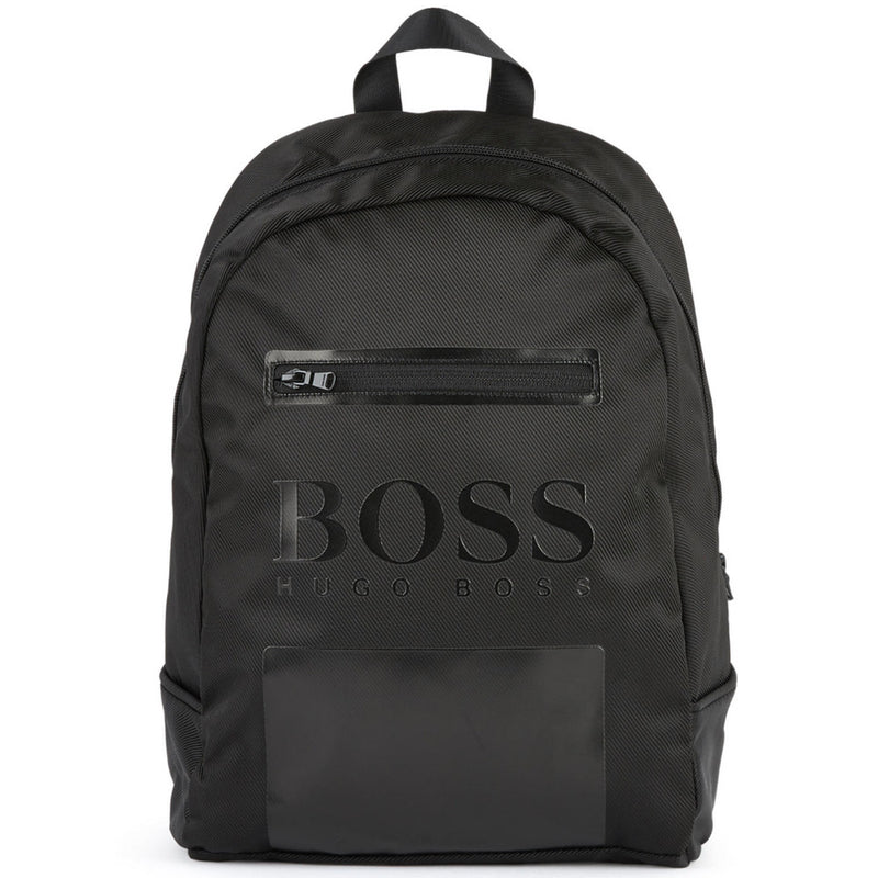 Hugo Boss Black Sporty Backpack Accessories Boss Hugo Boss [Petit_New_York]
