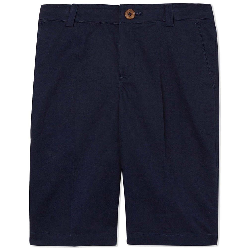 Hugo Boss Boys Navy Bermuda Shorts Boys Pants Boss Hugo Boss [Petit_New_York]