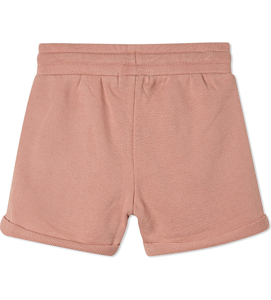 Stella McCartney Baby Girls Salmon Shorts Baby Bottoms Stella McCartney Kids [Petit_New_York]