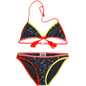 Karl Lagerfeld Girls Bikini Girls Swimwear Karl Lagerfeld Kids [Petit_New_York]
