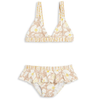 Stella McCartney Girls Floral 'Nell' Bikini Girls Swimwear Stella McCartney Kids [Petit_New_York]